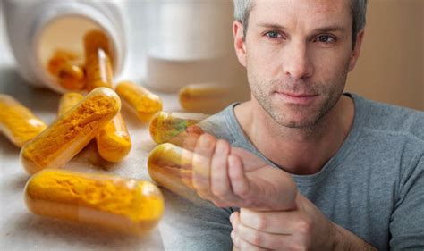 Best supplements for joints: Turmeric, omega-3 and